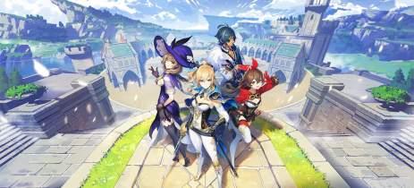 Genshin Impact vai ganhar versão para o PS5 no dia 28 de abril
