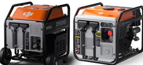 DJI vai lançar geradores de energia, segundo rumor