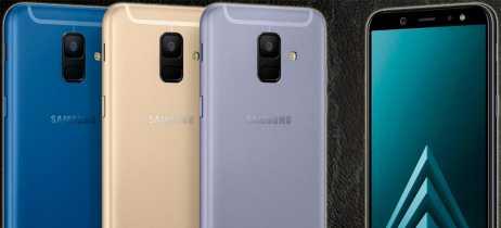 Site oficial da Samsung no Vietnã revela versões Prime para o Galaxy J4 e o Galaxy J6