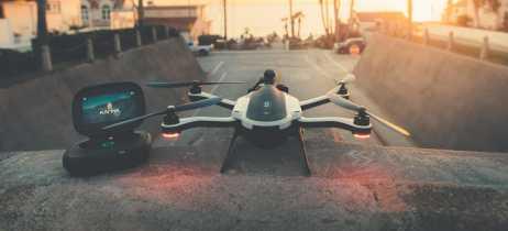 GoPro lança update para o firmware do drone Karma ficar compatível com novas câmeras Hero7