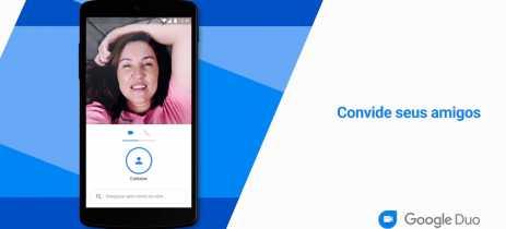 Google Duo estaria trabalhando em suporte a links de convite para chamadas em grupo