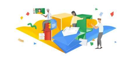 Google anuncia maior integração do Google Docs, Chat, Meet e mais com o Gmail