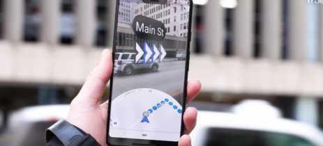 Recursos AR e gerenciamento de reservas chegam ao Google Maps