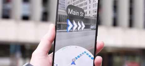 Google supostamente permite que alguns usuários testem um novo recurso AR no Google Maps