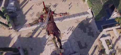 Google oferece Assassin's Creed Odyssey de graça no Chrome durante teste de streaming nos EUA