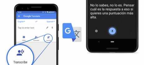 Agora o Google Tradutor para Android transcreve conversas em tempo real!