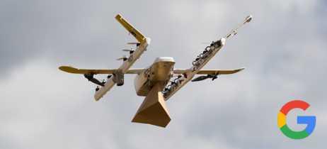 Drones da Wing, empresa comprada pelo Google, começam entregas públicas na Austrália