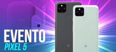 PIXEL 5 e tudo que rolou no evento Google Launch Night In!
