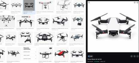 Google atualiza Imagens com novidades principalmente para comparação de produtos