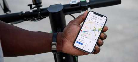 Google Maps recebe integração com o Lime, serviço de compartilhamento de patinetes elétricos
