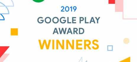 Conheça os aplicativos vencedores do Google Play Awards 2019