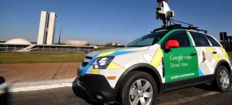 Google já fotografou 16 milhões de quilômetros para o Street View