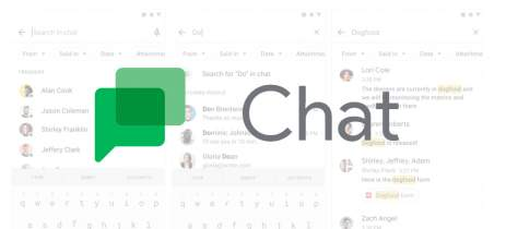 Google Chat facilita pesquisa por mensagens em nova atualização