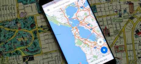 Google Maps disponibiliza recurso que mostra a porcentagem de bateria do usuário