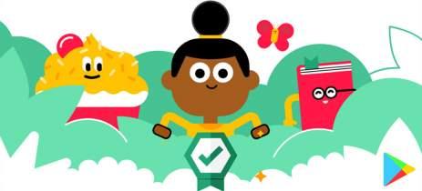 Google Play lança aba de apps e jogos aprovados por educadores para crianças