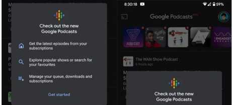 Google vai atualizar app Podcasts com novo design e funções