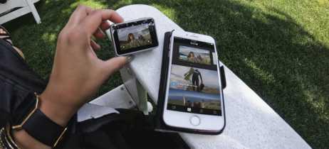 Aplicativo da GoPro ganha atualização com streaming para páginas do Facebook