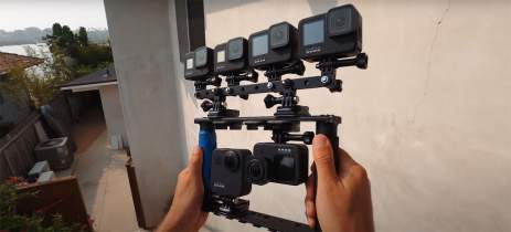 Veja comparativos com a GoPro Hero 9 e gravações com o recurso HyperSmooth 3.0