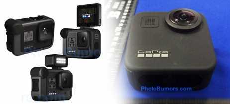 Vazam supostas especificações e imagens da GoPro Hero 8 e GoPro Max [RUMOR]