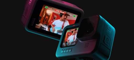 GoPro HERO9 Black já está disponível no Brasil por R$ 4.899 - visor frontal, vídeo 5K e mais!