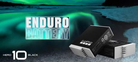 Nova bateria GoPro Enduro e atualização de firmware fazem milagres com HERO10