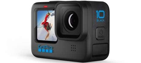 GoPro HERO10 é anunciada com novo processador GP2, 5.3K 60FPS, 4K 120FPS e mais