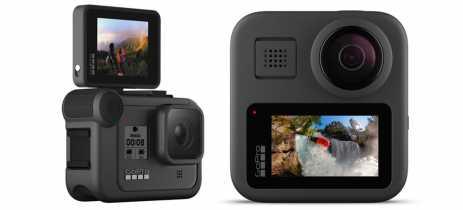 VÍDEO: Hero 8 Black traz suporte para acessórios e MAX 360º display colorido touch