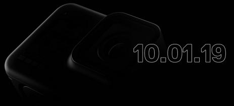 GoPro vai revelar seu próximo produto em vídeo no dia 1º de outubro