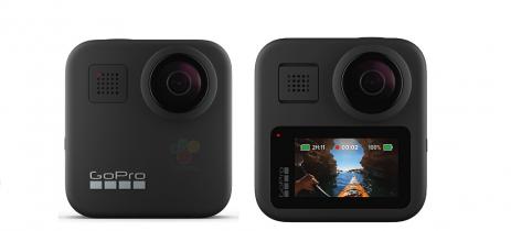 Novo vazamento da GoPro Max sugere gravações de vídeo em 2.7K @ 120fps