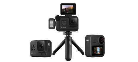 Suposta foto da GoPro Hero 9 sugere finalmente uma tela frontal para selfies