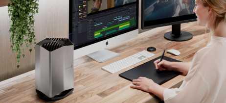 Blackmagic design anuncia eGPU Pro com a placa de vídeo Radeon RX Vega 64