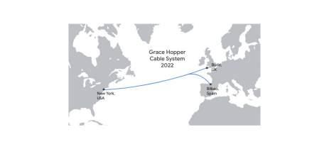 Google completa a instalação de mais um cabo submarino