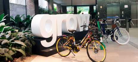 Empresa Grow de patinetes e bikes está se retirando de diversas cidades brasileiras