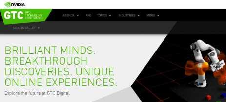 GTC Digital dá acesso gratuito à palestras, podcasts e outros conteúdos sobre tecnologia