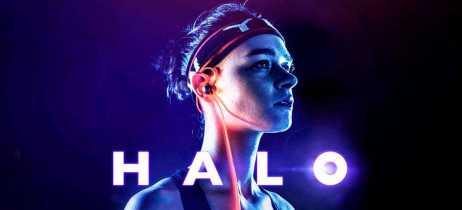 Meizu apresenta fones Bluetooth Halo, equipados com luzes brilhantes