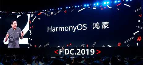 Huawei enfim apresenta oficialmente o Harmony OS, seu novo sistema operacional