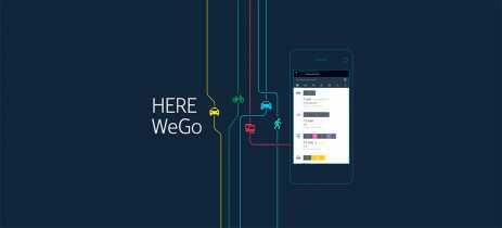 HERE WeGo chega a loja de aplicativos da Huawei como alternativa ao Google Maps