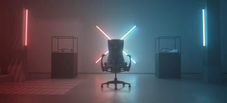 Cadeira ergonômica de R$ 10 mil: Herman Miller e Logitech G lançam Embody Gaming