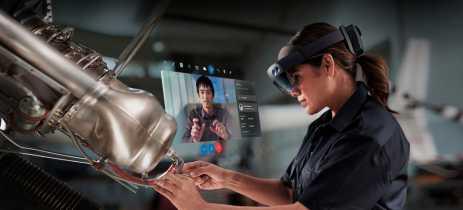 Chefe de IA da Microsoft diz que HoloLens 2 vai começar a ser vendido em setembro