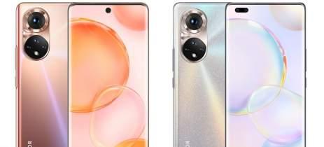Smartphones Honor 50, Honor 50 Pro e Honor 50 SE revelados antes do lançamento