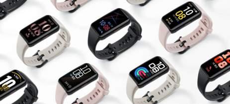 Honor Band 6: Nova pulseira inteligente traz tela AMOLED e suporte para NFC