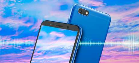 Huawei anuncia o Honor Play 7, aparelho de entrada com proporção de 18:9