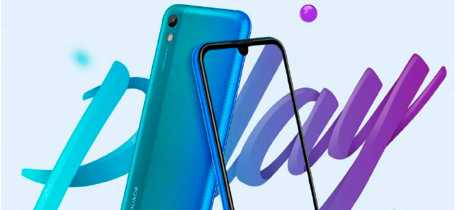 Honor Play 3e é lançado discretamente na China