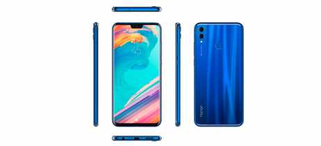 Huawei anuncia Honor 8X, smartphone com tela que ocupa 91% da parte frontal