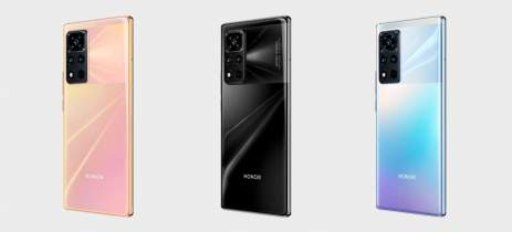 Honor V40 5G é o primeiro smartphone da empresa após rompimento com Huawei