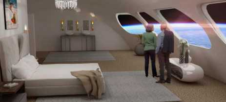 Empresa pretende lançar hotel no espaço até 2025