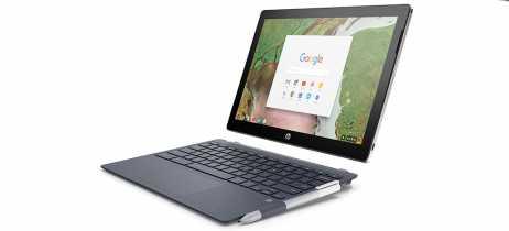 HP Chromebook x2 é um dos primeiros tablets com Chrome OS