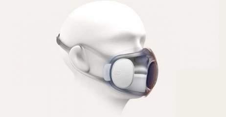 Huami cria máscara N95 que não interfere no reconhecimento facial do celular