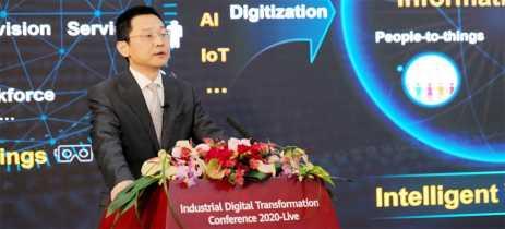Huawei usa IA, 5G e IoT para criar base para mundo inteligente em 2030