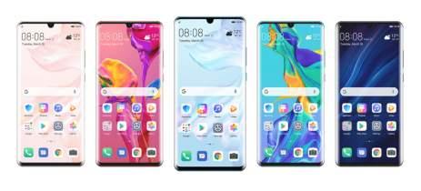 Celulares já lançados da Huawei ainda vão receber updates do Android e do GMS